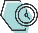 Icon for Real-time access for instant client interaction and collaboration