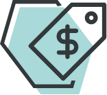 Icon for Pricing levels and features to suit your firm size and client type